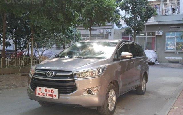 Cần bán Toyota Innova 2.0E SX 20172