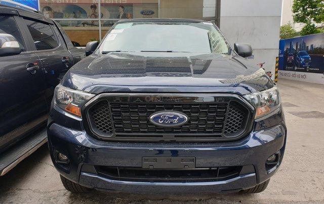 Ford Ranger XLS số tự động model 2021 khuyến mãi tiền mặt, tặng quà hấp dẫn2