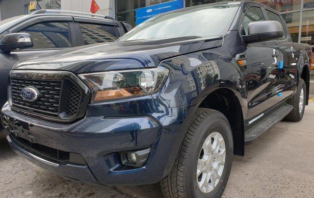 Ford Ranger XLS số tự động model 2021 khuyến mãi tiền mặt, tặng quà hấp dẫn0