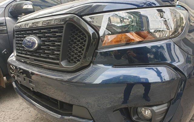 Ford Ranger XLS số tự động model 2021 khuyến mãi tiền mặt, tặng quà hấp dẫn3