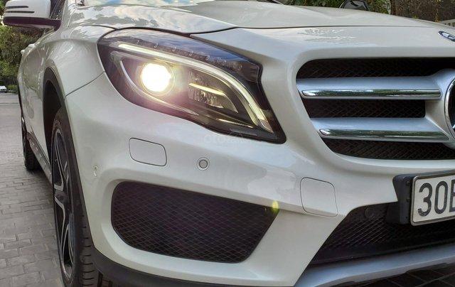 Bán Mercedes Benz GLA 250 4Matic sản xuất 2016 chạy 57924 km siêu mới4