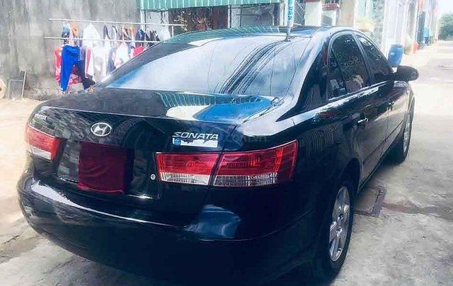 Bán Hyundai Sonata sản xuất 2009, màu đen, nhập khẩu chính chủ2