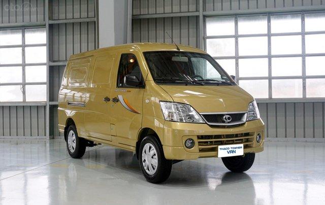 [TP. HCM] giải pháp xe lưu thông giờ cấm xe tải Towner Van 2S - 5S0