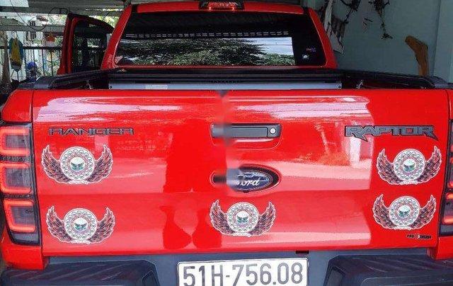 Xe Ford Ranger 2020, màu đỏ, nhập khẩu còn mới0