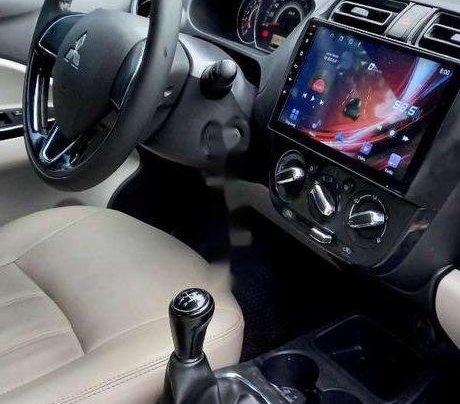 Xe Mitsubishi Attrage sản xuất 2017, nhập khẩu nguyên chiếc còn mới0