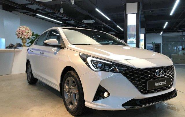 [Hyundai Sài Gòn] Accent 2021 - giao xe trong tháng 12 - giá tốt - tặng nhiều phụ kiện1