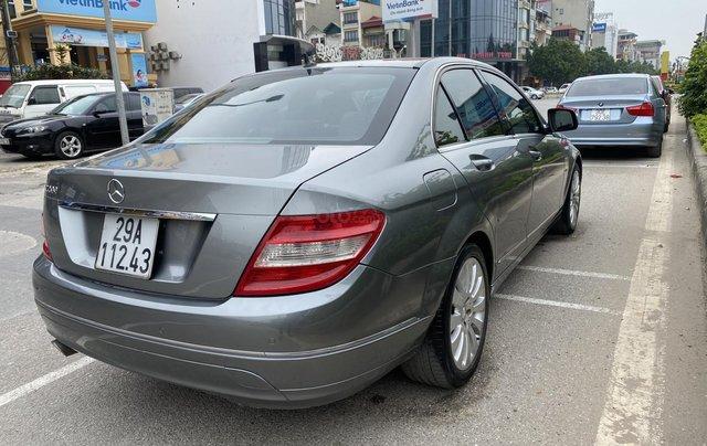 Bán xe Mercedes C200 Elegance, màu ghi xám0