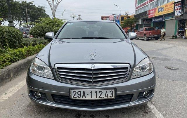Bán xe Mercedes C200 Elegance, màu ghi xám4