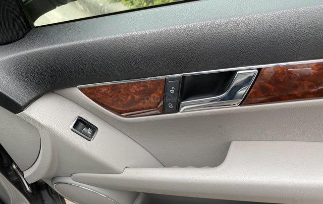 Bán xe Mercedes C200 Elegance, màu ghi xám7