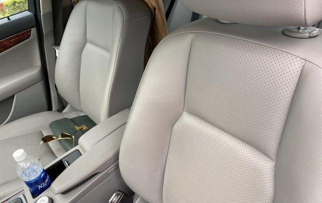 Bán xe Mercedes C200 Elegance, màu ghi xám12