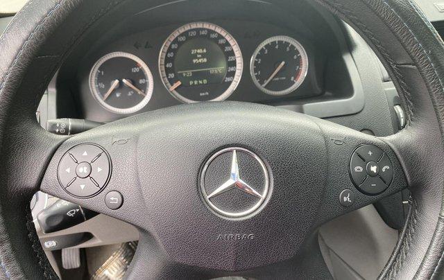 Bán xe Mercedes C200 Elegance, màu ghi xám13
