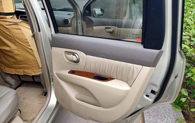 Cần bán lại Nissan Grand Livina 2010, giá chỉ 285 triệu9
