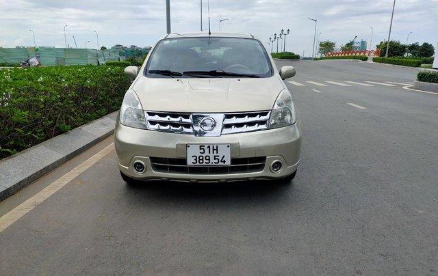 Cần bán lại Nissan Grand Livina 2010, giá chỉ 285 triệu6