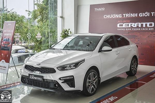 Kia Cerato 2.0 Premium 2020, giảm 7 triệu tiền mặt, 50% trước bạ, có sẵn các phiên bản và các màu, hỗ trợ trả góp 80%0