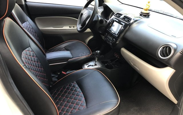 Cần bán xe Mitsubishi Mirange SX 2015, màu trắng11