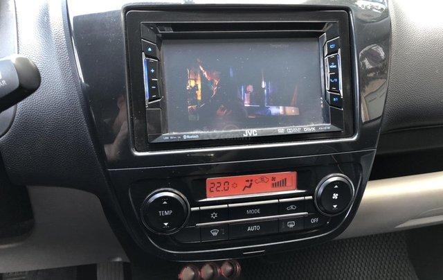 Cần bán xe Mitsubishi Mirange SX 2015, màu trắng13