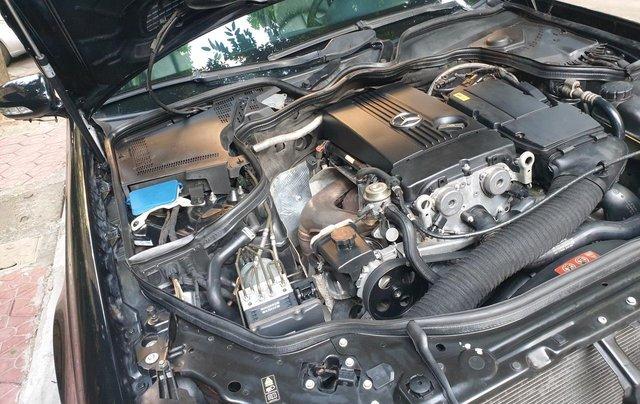 Em bán xe Mercedes E200 SX và ĐK 2008, màu đen14