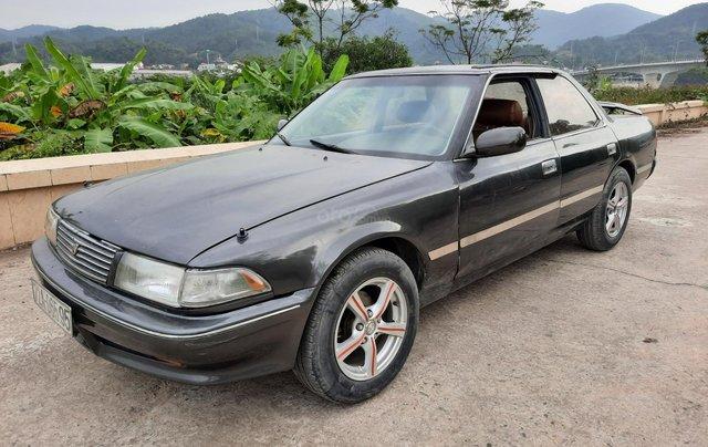 Cần bán xe Toyota Mark II năm sản xuất 19891