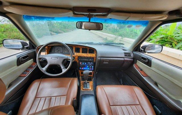 Cần bán xe Toyota Mark II năm sản xuất 19896