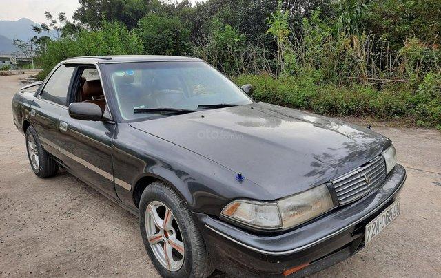 Cần bán xe Toyota Mark II năm sản xuất 19890