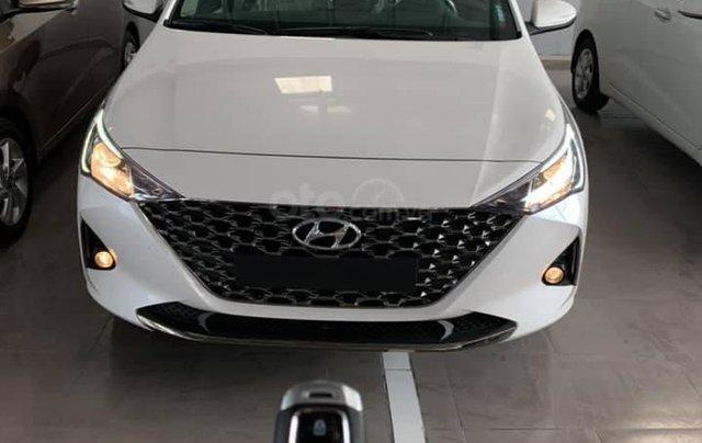 Hyundai Accent model 2021, hoàn toàn mới0