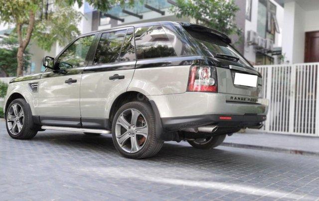 Range Rover Supper Charged 2009, nhập khẩu2