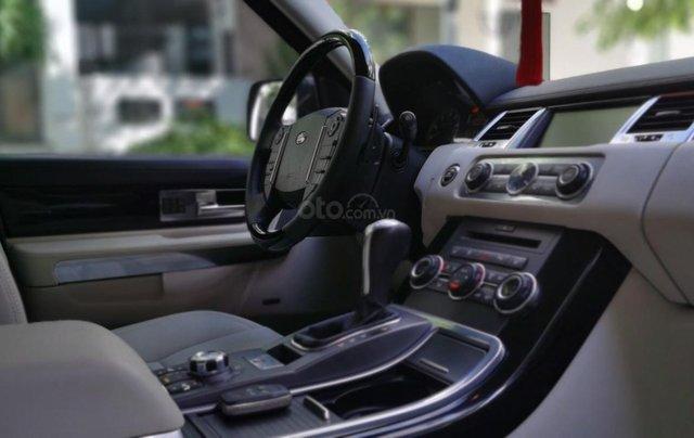 Range Rover Supper Charged 2009, nhập khẩu6