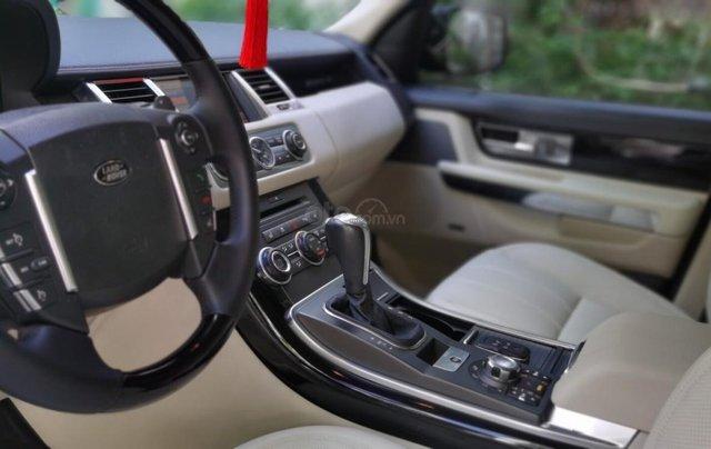 Range Rover Supper Charged 2009, nhập khẩu9