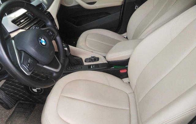 Trắng tinh cho lòng nàng rung rinh - BMW X1 2016 trắng nhập khẩu4