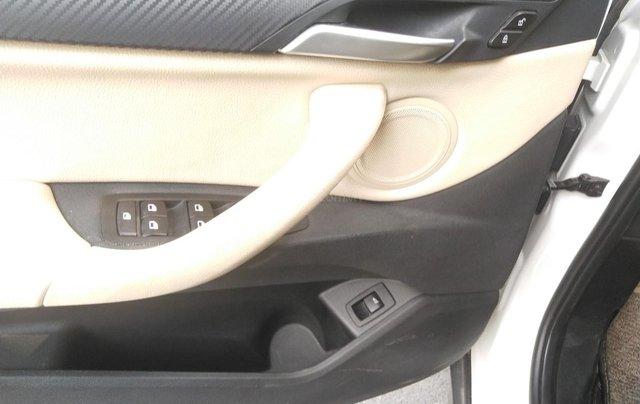 Trắng tinh cho lòng nàng rung rinh - BMW X1 2016 trắng nhập khẩu7