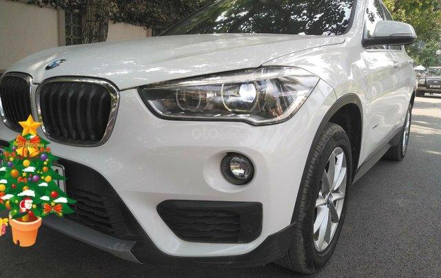 Trắng tinh cho lòng nàng rung rinh - BMW X1 2016 trắng nhập khẩu2