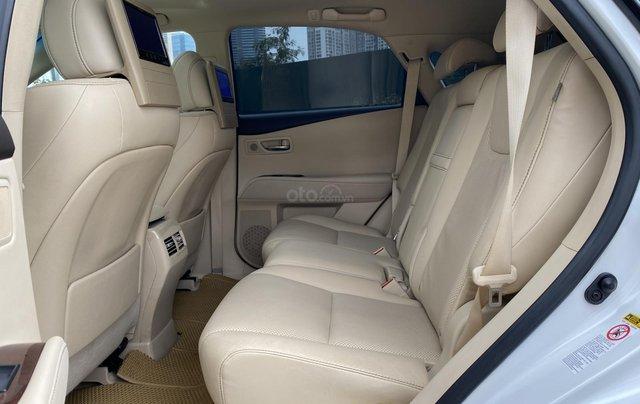 Lexus RX350 sản xuất 2014, màu trắng, xe nhập2