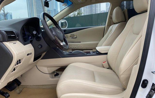 Lexus RX350 sản xuất 2014, màu trắng, xe nhập5
