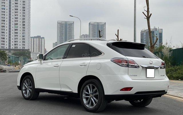 Lexus RX350 sản xuất 2014, màu trắng, xe nhập6