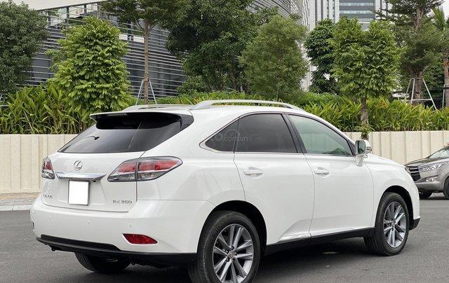 Lexus RX350 sản xuất 2014, màu trắng, xe nhập7