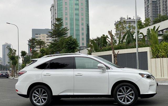 Lexus RX350 sản xuất 2014, màu trắng, xe nhập8