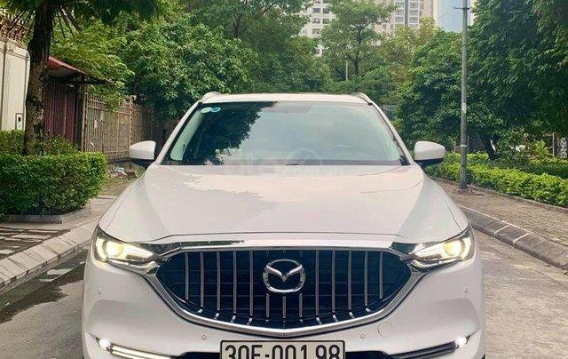 Bán xe Mazda CX5 2.0 1 cầu màu trắng, SX 20170