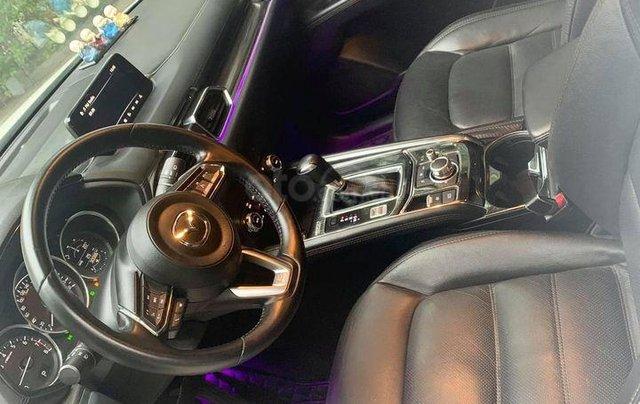 Bán xe Mazda CX5 2.0 1 cầu màu trắng, SX 20175