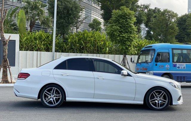 Mercedes-Benz E250 AMG 2014 sản xuất 2014, màu trắng0