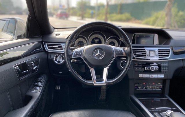 Mercedes-Benz E250 AMG 2014 sản xuất 2014, màu trắng4