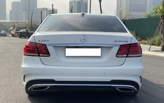 Mercedes-Benz E250 AMG 2014 sản xuất 2014, màu trắng9