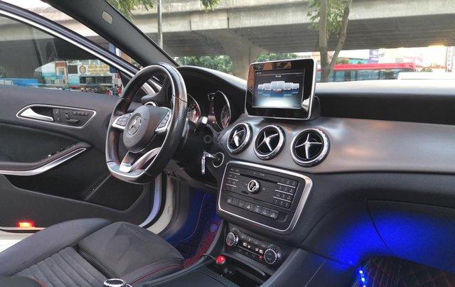 Mercedes-Benz GLA 250 4Matic năm 2016, màu trắng, xe nhập5