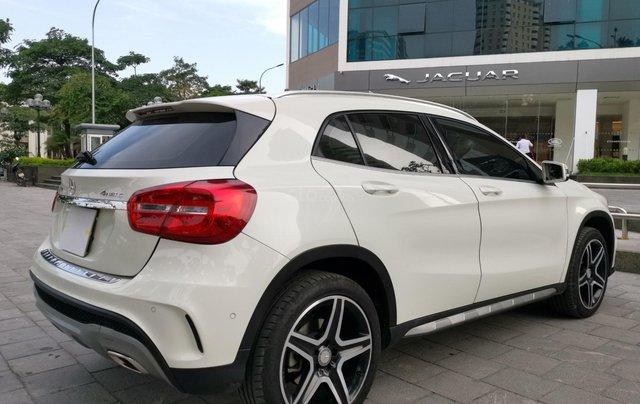 Mercedes-Benz GLA 250 4Matic năm 2016, màu trắng, xe nhập9