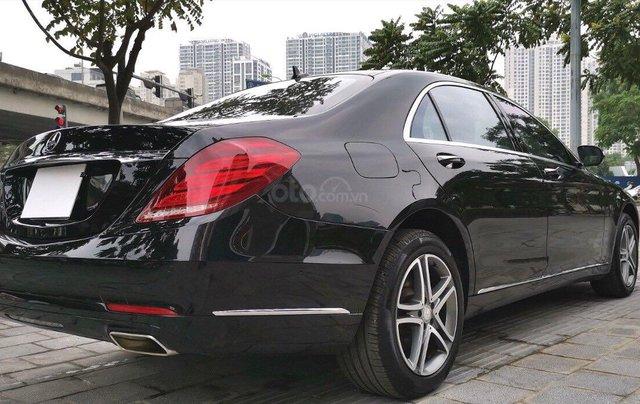 Bán xe Mercedes S400 2016, màu đen2
