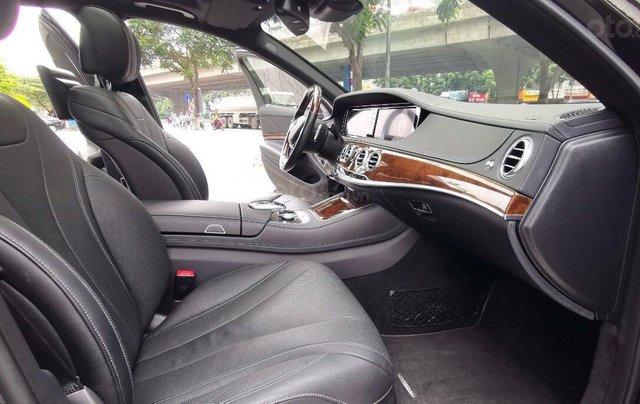 Bán xe Mercedes S400 2016, màu đen5