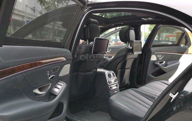 Bán xe Mercedes S400 2016, màu đen6