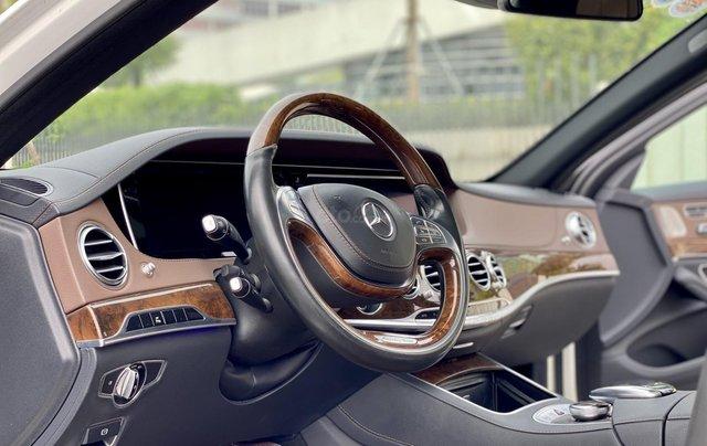 Mercedes-Benz S400 sản xuất 2015, màu trắng5