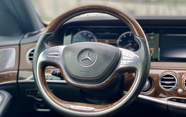 Mercedes-Benz S400 sản xuất 2015, màu trắng8