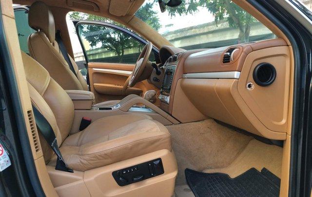 Cần bán xe Cayenne GTS 2008 màu đen, xe nhập1