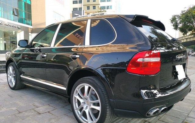 Cần bán xe Cayenne GTS 2008 màu đen, xe nhập3